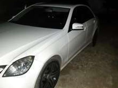 usata Mercedes E200 CDI BlueEFFICIENCY Elegance