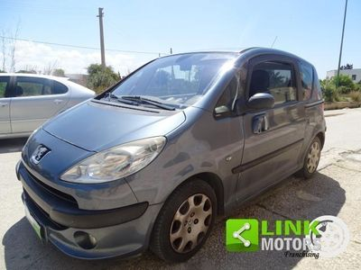second-hand Peugeot 1007 HDi Happy