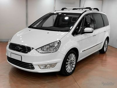 usata Ford Galaxy 2.0 TDCi 163 CV Powershift New Titanium
