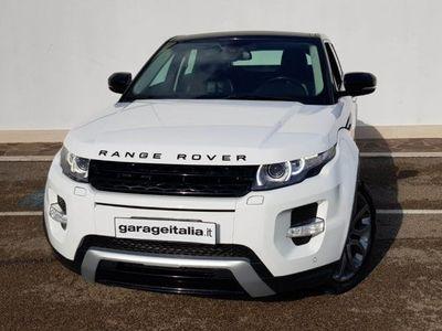 usata Land Rover Range Rover evoque 2.0 Si4 5p. Dynamic FULL+++ PREZZO TRATTABILE