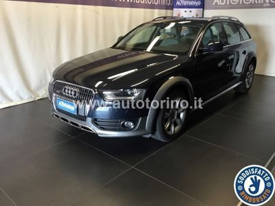 used Audi A4 Allroad A4 ALLROAD 3.0 tdi Advanced s-tronic