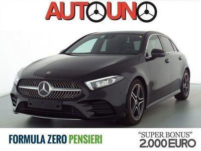 "usata Mercedes 220 Automatic Premium AMG + TETTO + DISPLAY 10"""