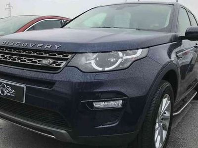 usata Land Rover Discovery Sport 2.2 TD4 HSE