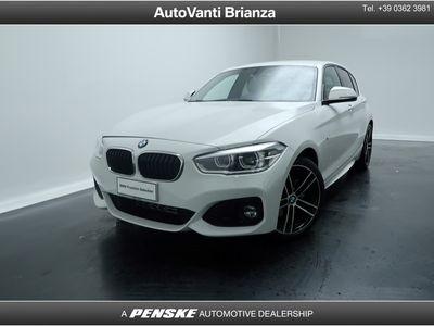 usado BMW 116 d 5 porte Msport