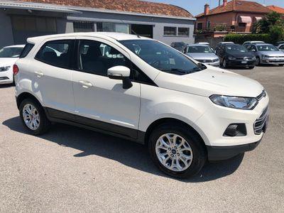 used Ford Ecosport 1.5 TDCi 95 CV Business NEOPATENTATI OK EURO6