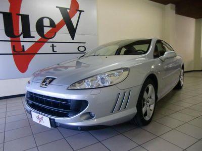 usata Peugeot 407 Coupe 2.7 V6 HDi Tecno AUTOMATICA UNICO P.