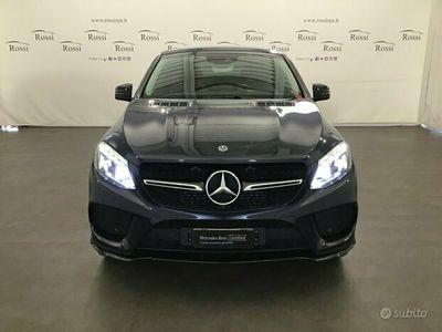 usata Mercedes GLE350 Classed 4Matic Coupé Premium