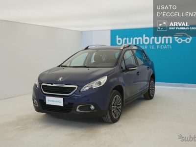 used Peugeot 2008 active 68cv