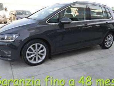usata VW Golf Sportsvan 1.6 TDI 110 CV Executive BMT *Navi,Sensori* Diesel