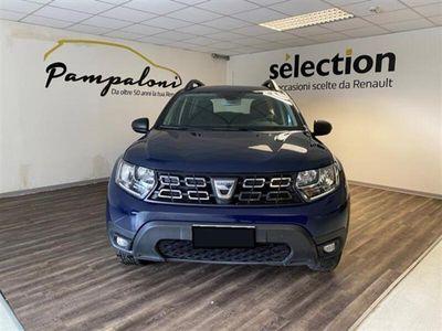 usata Dacia Duster 1.6 SCe GPL 4x2 Essential del 2019 usata a Siena