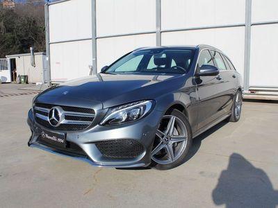 used Mercedes C220 Classe C Classe C-S205 2014 SW Dieseld (BT) Premium