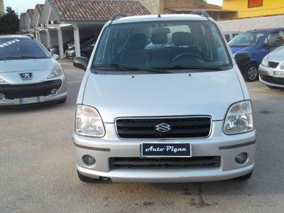 used Suzuki Wagon R 1.3i VVT 16V cat 4x4 GL