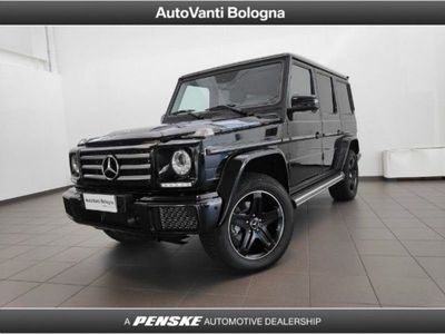used Mercedes G350 d S.W. Professional