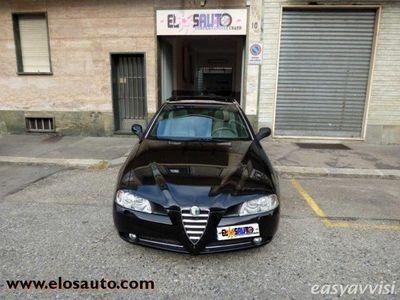 brugt Alfa Romeo 166 2.4 JTD M-JET 20V cat Exclusive