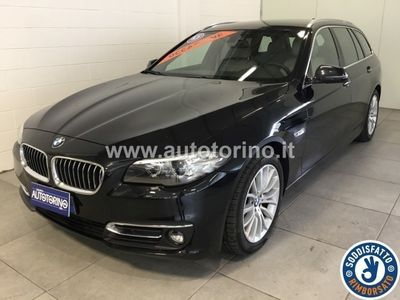 second-hand BMW 525 SERIE 5 TOURING d touring xdrive Luxury auto E6