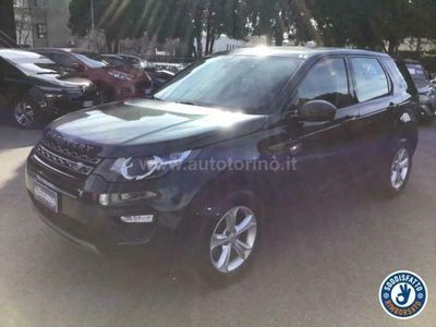 usata Land Rover Discovery Sport discovery sp. 2.0 td4 SE awd 150cv auto