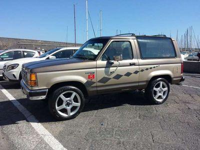 used Ford Bronco II Gpl - Eddie Bauer 2.9