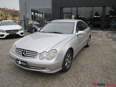 usado Mercedes 240 clk c209elegance benzina