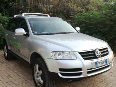 usata VW Touareg 3.2 V6 tiptronic