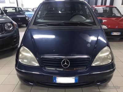 second-hand Mercedes A170 cdi Elegance Lunga