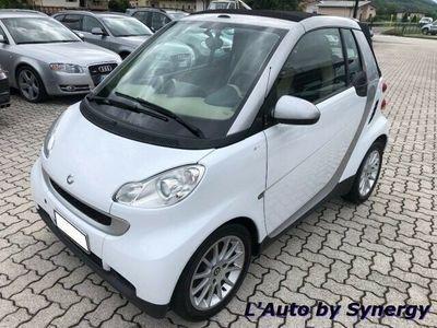 usata Smart ForTwo Cabrio fortwo 2ª serie 800 33 kW passion cdi