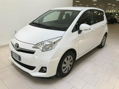 used Toyota Verso-S 1.3 CVT Active