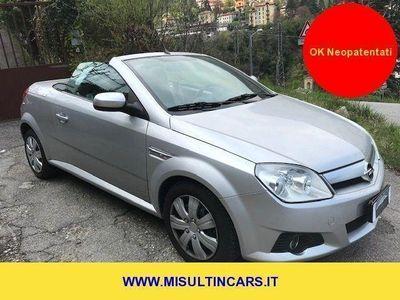 brugt Opel Tigra TwinTop 1.4 16V Sport, Neopatentati ok