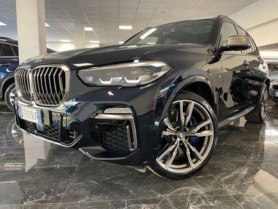 usata BMW X5 M M50d TETTO+TELECAMERE 360°+CERCHI22+HEAD UP DIS