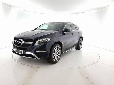 usata Mercedes GLE350 GLE Classe Gle Coupé C292D 4matic Coupé Sport