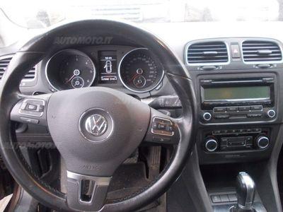 usata VW Golf Variant Variant1.6 TDI DPF DSG Highline