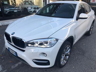 usata BMW X6 3.0d XDrive AUTOMATICO+TETTO+NAVI+PELLE+LEGA 20