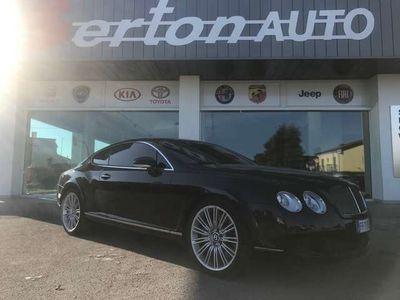 usata Bentley Continental GT Speed