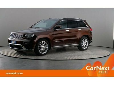 usata Jeep Grand Cherokee Summit 3.0 V6 Multijet Ii