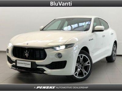 usata Maserati GranSport Levante V6 Diesel 250 CV AWD