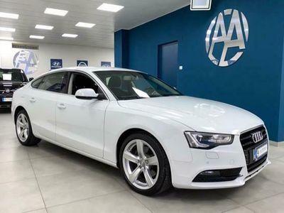 usata Audi A5 spb 2.0 tdi 190 cv autom uniproprietario