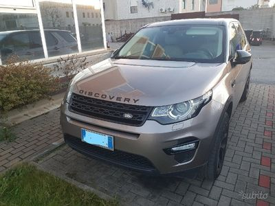 brugt Land Rover Discovery Sport - 2016