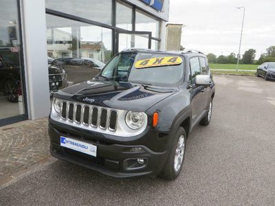 usata Jeep Renegade LIMITED 2.0 Mjt 4WD Active Drive FOTO IN ARR.