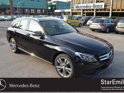 usata Mercedes C200 d S.W. Automatic Sport rif. 6488511