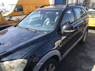 usata Chevrolet Captiva GUASTA PER EXPORT