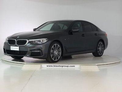 używany BMW 518 ANDERE d Msport