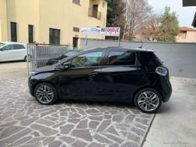 usata Renault Zoe Intens Elettrica