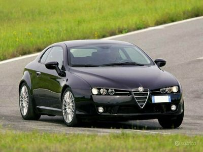 usata Alfa Romeo Brera 2.4 jtdm 20v sky window