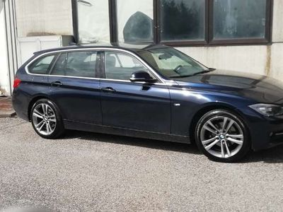brugt BMW 320 Serie 3 (F30/F31) xDrive Touring Msport