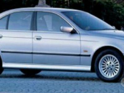 usata BMW 525 berlina anno 2000 unico proprietario