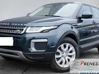 usata Land Rover Range Rover 2.0 eD4 150 CV 5p. SE pelle xenon navi pdc cruise Roma