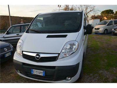 usata Opel Vivaro 27 2.0 CDTI 120CV PC-TN-DC FRIGO