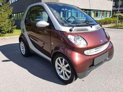 usata Smart ForFour 1.5 cdi 50 kW passion