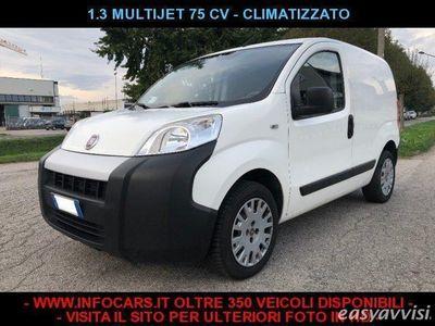 gebraucht Fiat Fiorino 1.3 mjt 75cv furgone climatizzato diesel