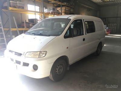 used Hyundai H-1 Diesel 6 posti