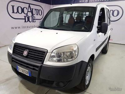 brugt Fiat Doblò 1.3 Mjt COMBI N1 5 POSTI